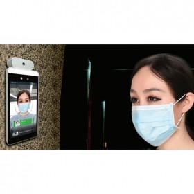 Facial Recognition Temperature Screening System