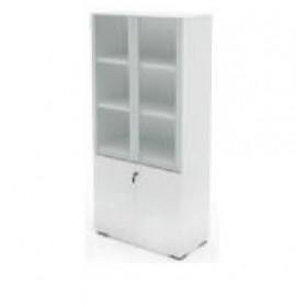 Aluminum swing door-CAB-8020LY-800*420*2000