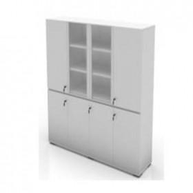 Aluminum swing door-CAB-1620LY-1600*420*2000