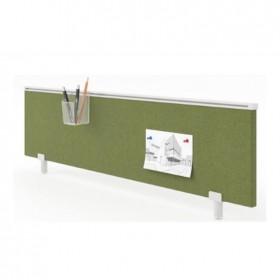 Fabric Desk-up Screen-ZPF-1000