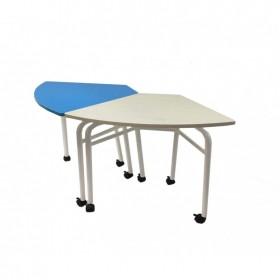 Foldable Trapezium Table II