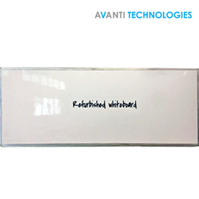 Adhesive Magnetic Whiteboard