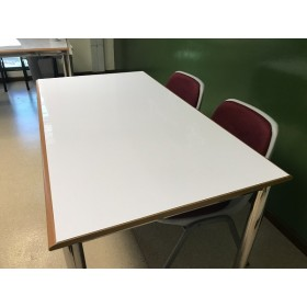 Magnetic Whiteboard on Table