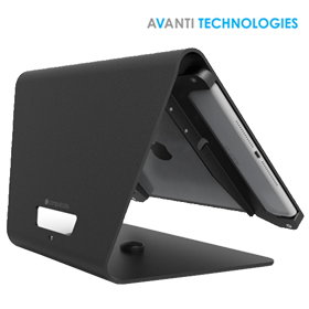 Maclocks Nollie iPad Kiosk Black