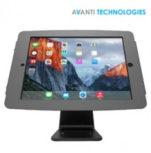 Maclocks iPad 12.9 Space Enclosure with Tilt and Swivel Stand