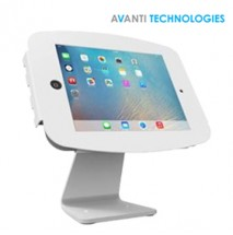 """Maclocks iPad 9.7"""" Space Enclosure with Tilt and Swivel Stand"""