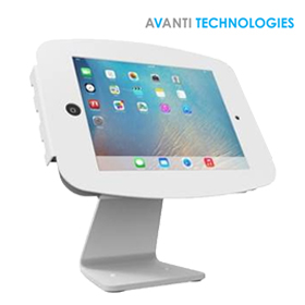 "Maclocks iPad 9.7"" Space Enclosure with Tilt and Swivel Stand"
